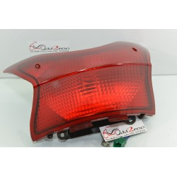 KYMCO 125 GRAND DINK FEU ROUGE